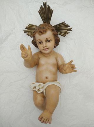 Niño Jesús de Olot antiguo