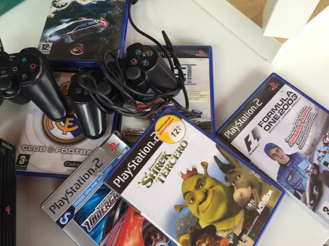 lote ps2