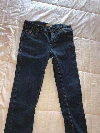 Pantalones vaqueros niño 14 años