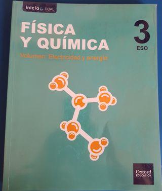 FISICA Y QUIMICA 3°ESO