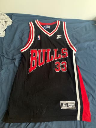 Camiseta chicago bulls 33 (scottie pippen) NBA