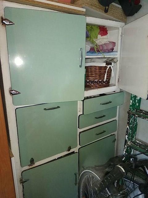 Alacena cocina Vintage antigua
