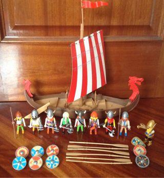 Playmobil 3150 Barco Vikingo Drakkar