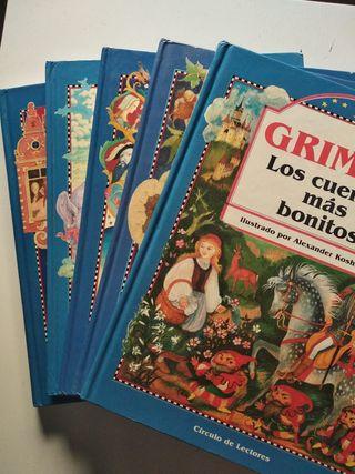 Libros de cuentos infantiles tradicionales