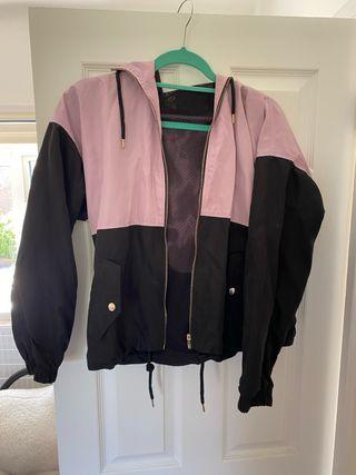 Women's rain coat size medium