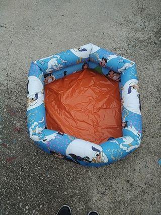 piscina infantil de disney