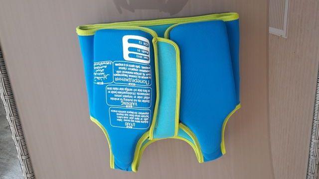 Chaleco flotador natación niños