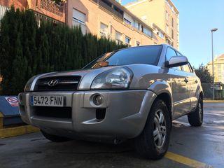 Hyundai Tucson 4x4 2007