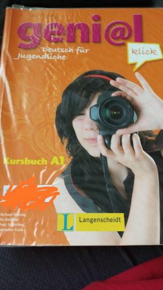 libros alemán del felix