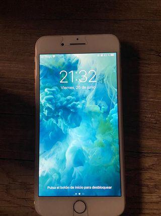 iPhone 7Plus 128GB color oro