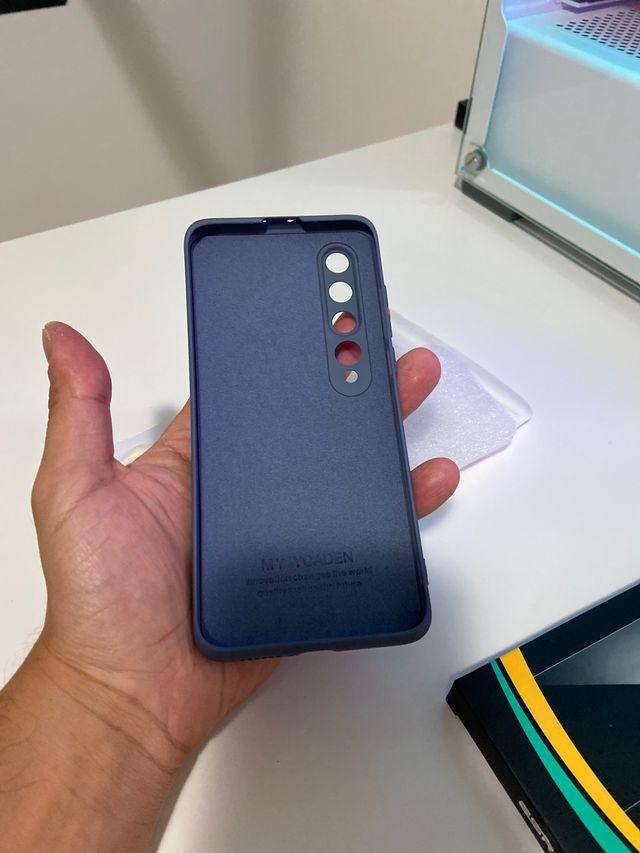 Funda silicona Xiaomi Mi 10