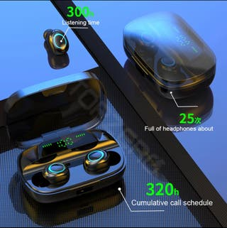 Wireless Auriculares