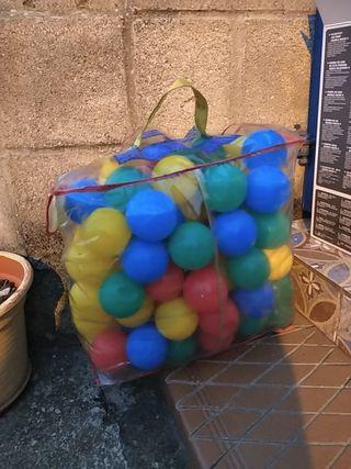 bolsa de bolas