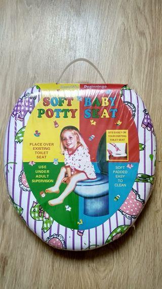 Reductor infantil para WC