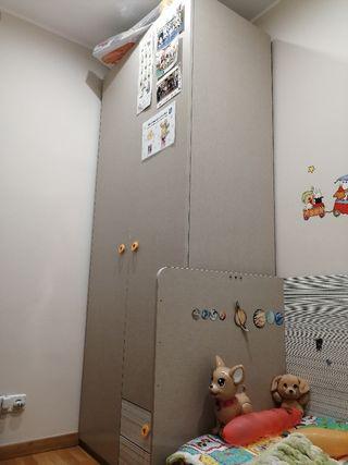 armario infantil