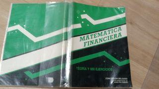 Matemática Financiera. Teoría y 950 ejercicios