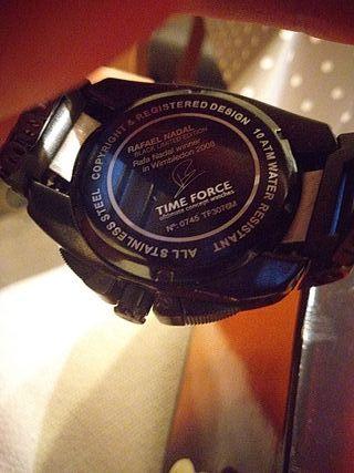 reloj rafa nadal original