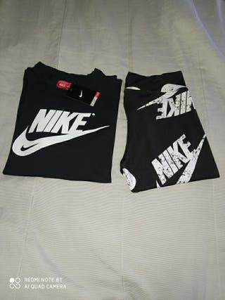 chándal mujer Nike
