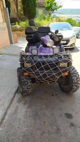 Quad ATV 500cc Polaris sportman edicion limitada,