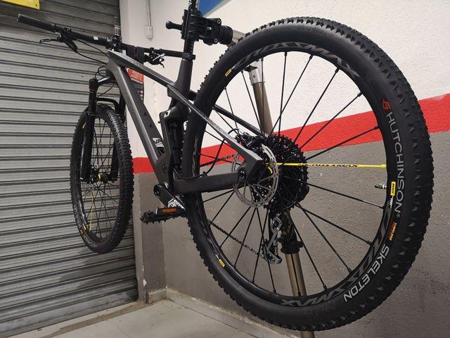 Bicicleta Sunn Shamann Finest 8.0 2020