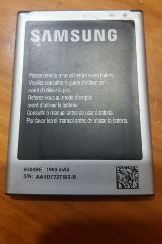bateria Samsung galaxy s4 mini