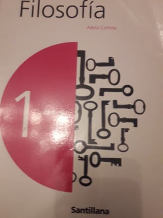 libro de filosofía isbn 842947255x