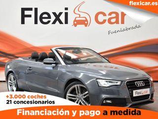Audi A5 Cabrio 1.8 TFSI multitronic S line edit