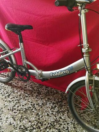 Bicicleta Folding 08 PLEGABLE