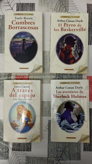 Libros literatura universal Fontana