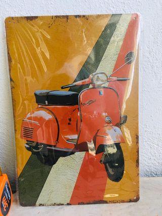 Chapas vintage 2 x 15