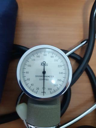 Tensiometro manual analogico