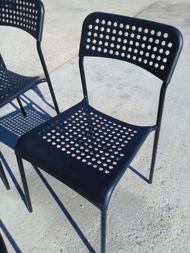 4 Sillas de Ikea
