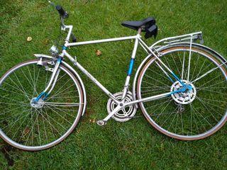 bicicleta antigua marca belmondo