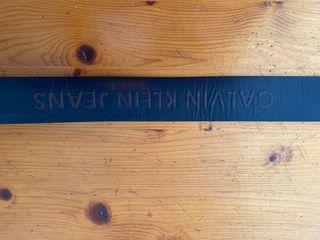 cinturon calvin klein jeans nuevo a estrenar