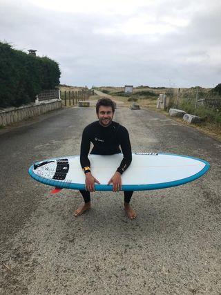 Tabla de surf snatu air retro