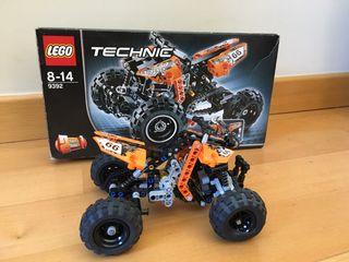 Lego technic quad 9392