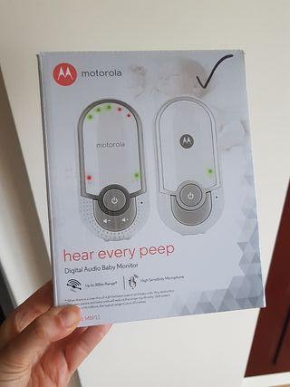 Monitor vigilabebés Motorola