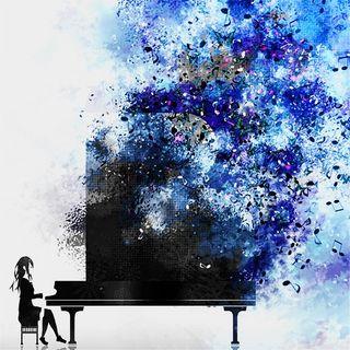 Profesora de piano o lenguaje musical