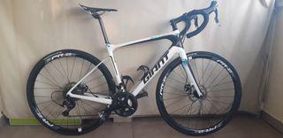 bicicleta Giant Defy advanced Carbon