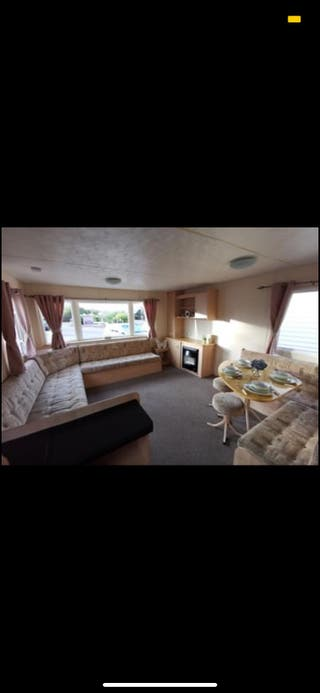 Static cheap caravan for sale