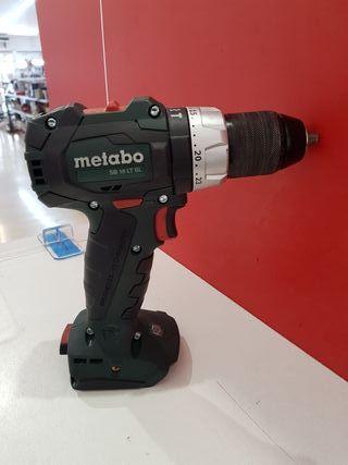 Taladro Metabo SB18 LTBL +2