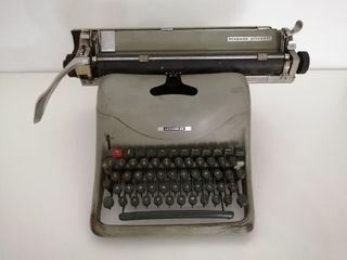 maquinas de escribir y calculadoras antiguas