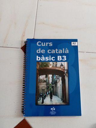 Libro de catalán Basic 3 A2