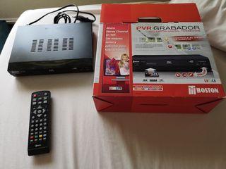 Sintonizador TDT Boston DTT4160