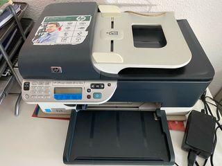 Hp Officejet J4680 All-in-one impresora.