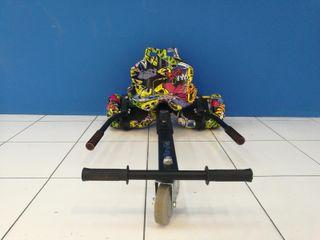 Patinete Electrico Smartgyro Run & Roll B 9989