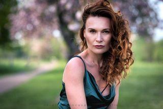 Photography portrait, editorial, model portfolio