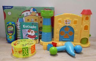 juguetes bebe niña niño caja