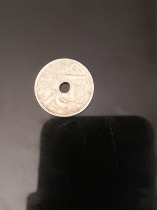 moneda 50 centimos