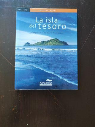 La isla del tesoro. ESTRENAR. Editorial Almadraba